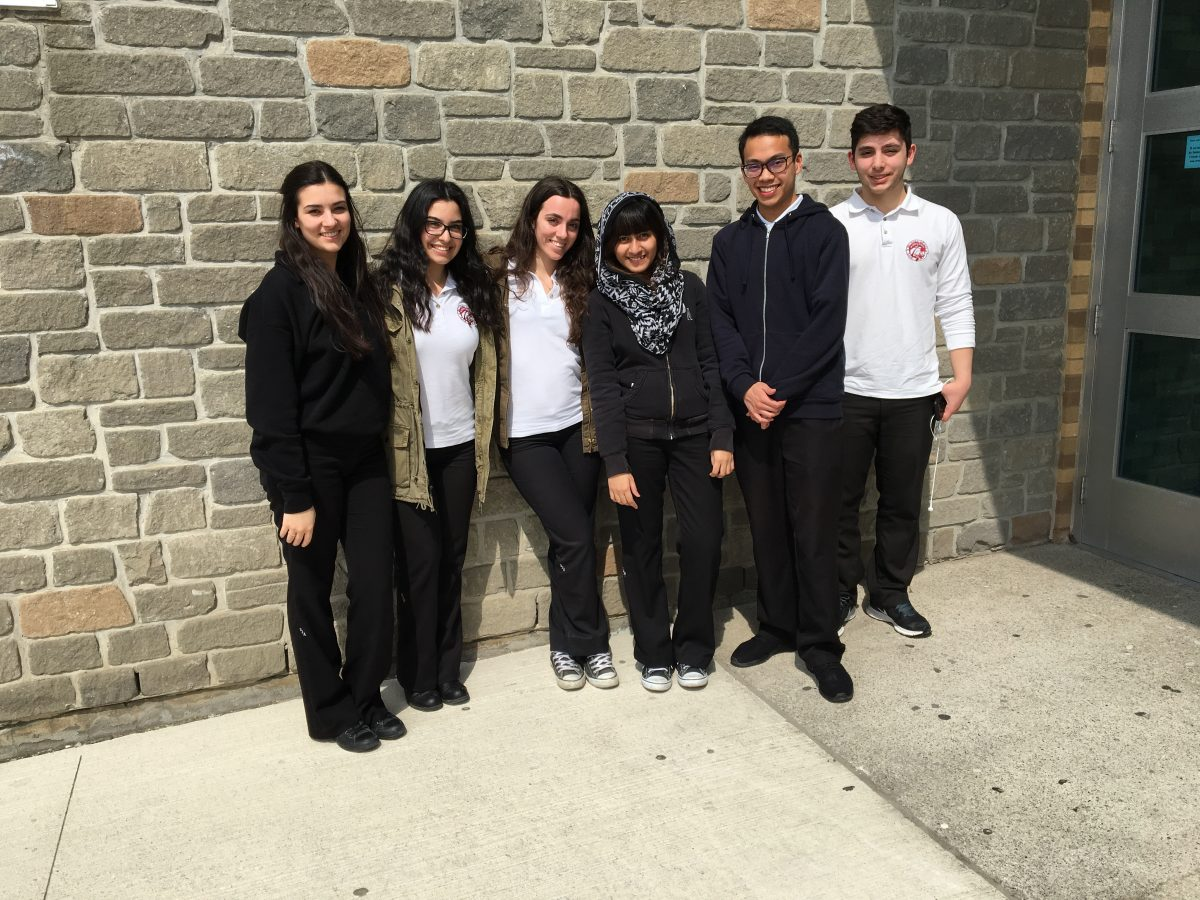 Waterloo Canadian Math Team Competition