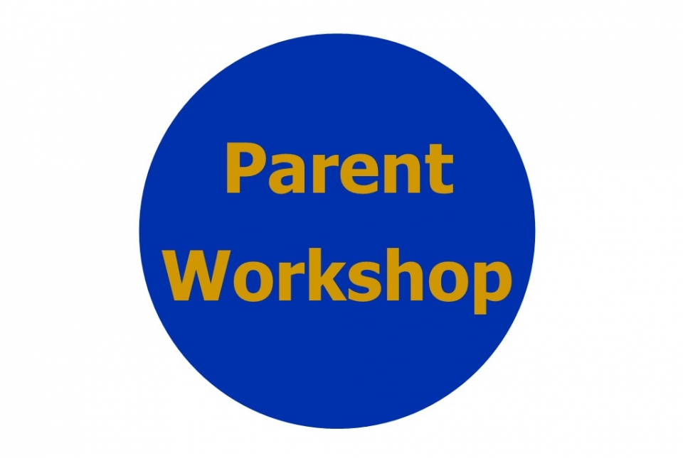 PARENT WORKSHOP: Anxiety and Our Kids