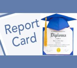REPORT CARD AND DIPLOMA PICK UP – MAIN OFFICE